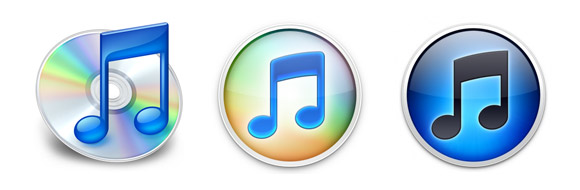 Experimental Apple iTunes Icon